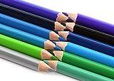 Zoom IMG-2 mappa 12 matite colorate di