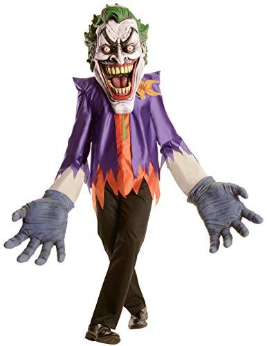 DC Comics Batman The Joker Creature Reacher Deluxe Oversized Mask and Costume