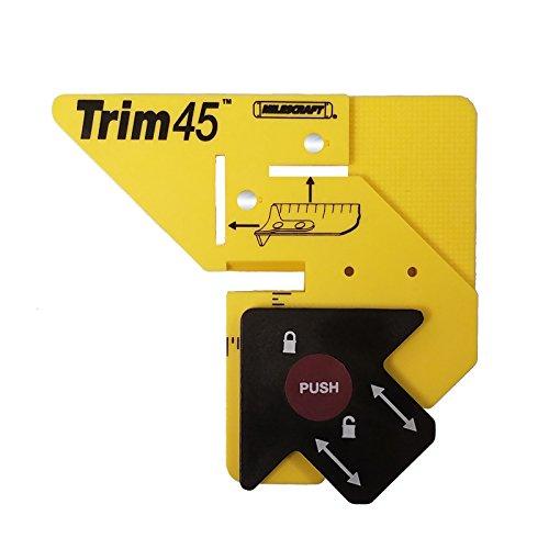Milescraft 8401 TRIM45 Trim Carpentry Aid