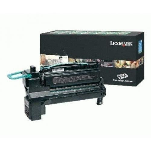Lexmark 24B6022 XS795DTE XS798DTE Toner Cartridge (Black) in Retail Packaging