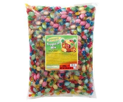Leckerer Tropical Bonbon Mix im 3kg von Beutel Boogie -