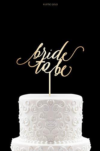 Bride To Be Cake Topper, Bridal Cake Topper, Engagement Cake Topper, Glitter Cake Topper, Bridal Shower Cake Topper, Bride Cake Topper 59