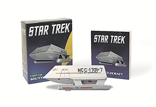 Star Trek: Light-Up Shuttlecraft (RP Minis)