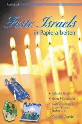 Praxisbuch Feste Israels in Papierarbeiten