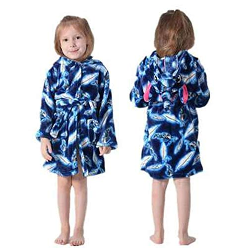 Kinderbademantel Kapuzenbademantel Kindernachtwäsche Pyjama Kinderbademäntel...