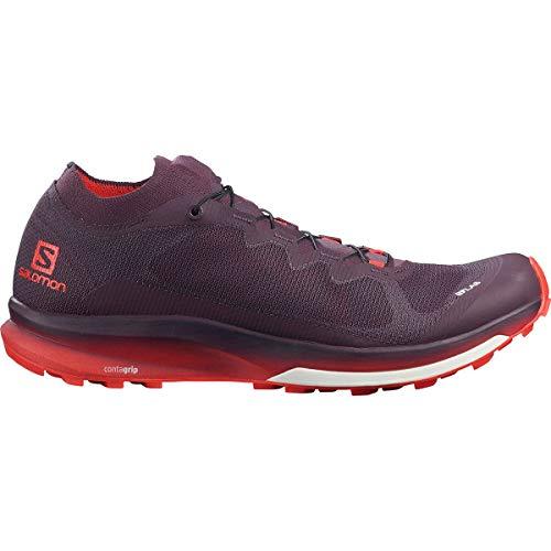 Salomon AH 2020 - Zapatillas de running para hombre, color rojo y rojo, Rojo (rojo), 46 2/3 EU