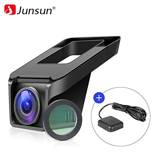ahomi Junsun S695G 4K WiFi Auto DVR Kamera NT96670 2160p Dash Cam GPS Tracking