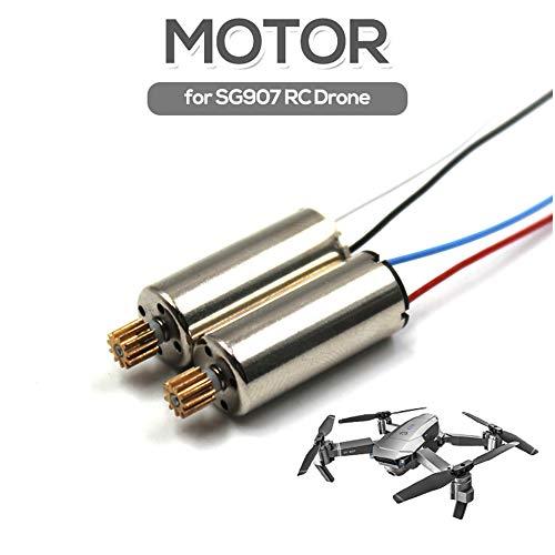 Goolsky Gebürsteter Motor für SG907 RC Drone GPS Quadcopter 2St