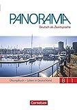 Panorama B1: Gesamtband - Ãœbungsbuch DaZ mit Audio-CDs: Leben in Deutschland