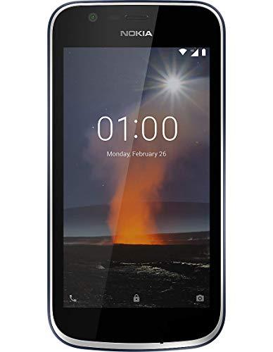 Nokia 1 UK SIM-Free Smartphone - Dark Blue