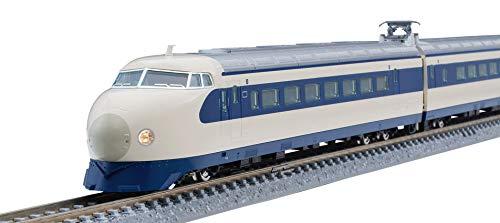 TOMIX Nゲージ 0系新幹線 大窓初期型・ひかり・博多開業時編成 基本セット 8両 98730 鉄道模型 電車
