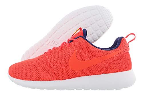 Nike Damen WMNS Roshe One Moire Turnschuhe, Rojo (Brght Crmsn/Brght Crmsn-White), 42 EU