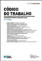 Código do Trabalho (Portuguese Edition)
