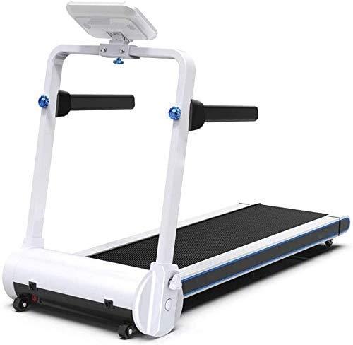 QIYUE Elektrische loopband Opvouwbare Running Machine Walking Machine met breed loopvlak riem Quiet langzame lopen tredmolen LED-display for thuis en op kantoor Gym