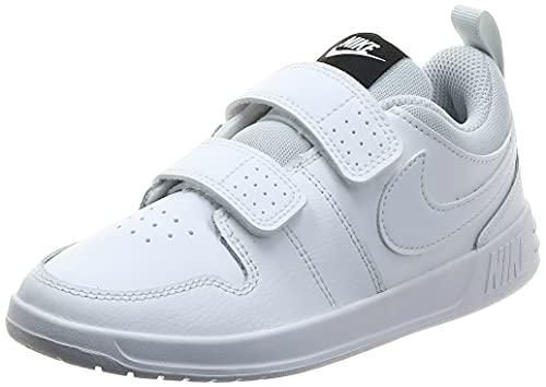 Nike Pico 5 (PSV), Zapatillas de Tenis, Blanco (White/White/Pure Platinum 100), 33 EU