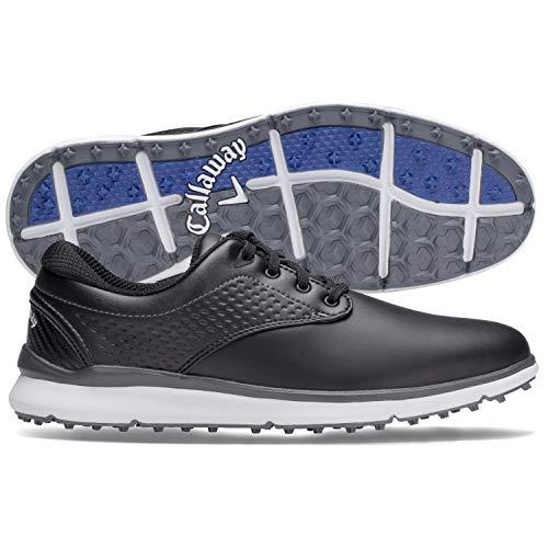 Preisvergleich Produktbild Callaway Oceanside LX Golfschuhe für Herren,  Schwarz,  42,  D