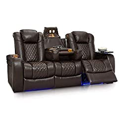 Top Dual Reclining Sofa with Cup Holders