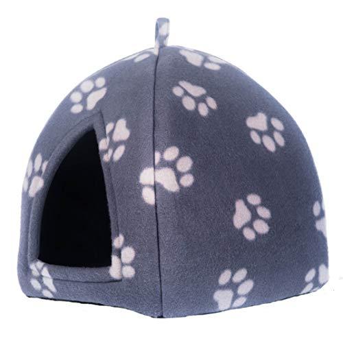 Confortable casa para gatos de PETEQ, cueva para gatos en más colores