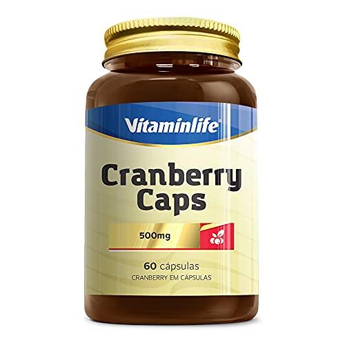 Cranberry Caps - 60 Cápsulas, VitaminLife