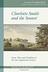 Charlotte Smith and the Sonnet: Form, Place and Tradition in the Late Eighteenth Century: 9 Capa comum
