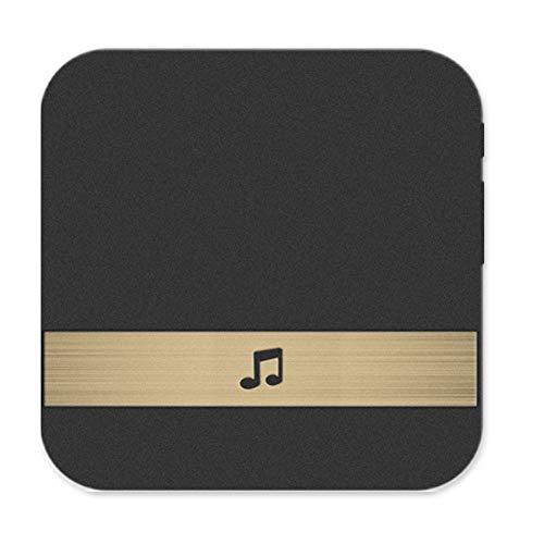 Doorbell deurbel, draadloos, WiFi, Smart Video, 433 MHz, muziekbox, ontvanger, deur, Bell Home Security Intercom