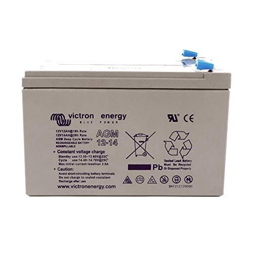 Victron AGM 12V 14Ah Deep Cycle Akku Batterie BAT212120086