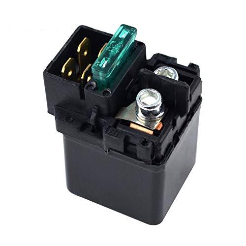 Motor de arranque Relé electromagnético electromagnei Interruptor de la motocicleta eléctrica Relé de arranque fit fit for FES125 FES250 FJS600 FSC600 FX650 GL1500C NC700X CB250 NT650 PS250 RVF750R