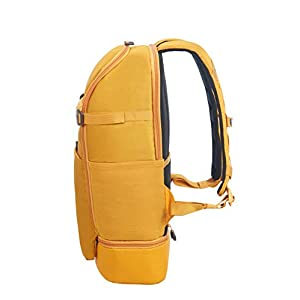 414OcohrTFL. SS300  - Samsonite Hexa-Packs - Laptop Backpack Large - Travel Mochila Tipo Casual 50 cm, 22 Amarillo (Dark Yellow)