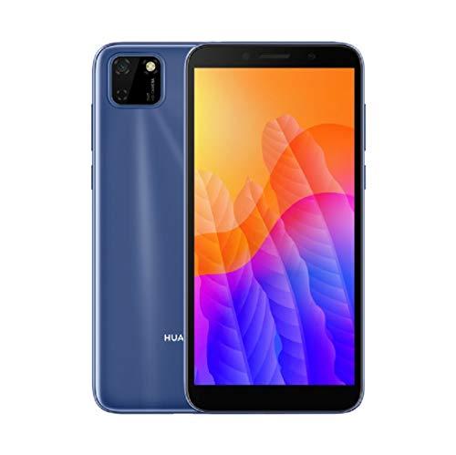 HUAWEI Y5P Dual SIM Smartphone (13,84 cm - 5.45 Zoll, 32 GB interner Speicher, 2 GB RAM, Android 10 AOSP ohne Google Play Store, EMUI 10.1.) Phantom Blue