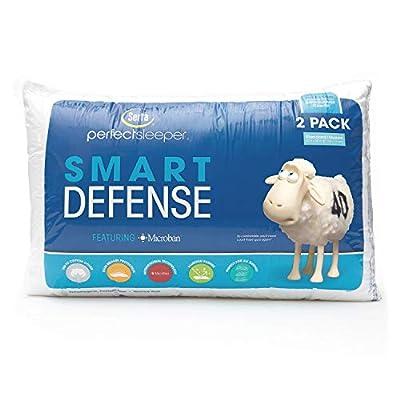 Serta Standard/Queen Bed Pillow (2 pack)
