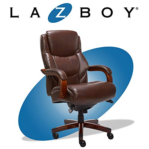 La-Z-Boy Delano Big & Tall Executive Office Chair | High Back...