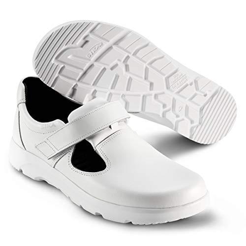 Sika Sika 173110 Optimax Sandale O1 SRA - Weiß - Gr. 38