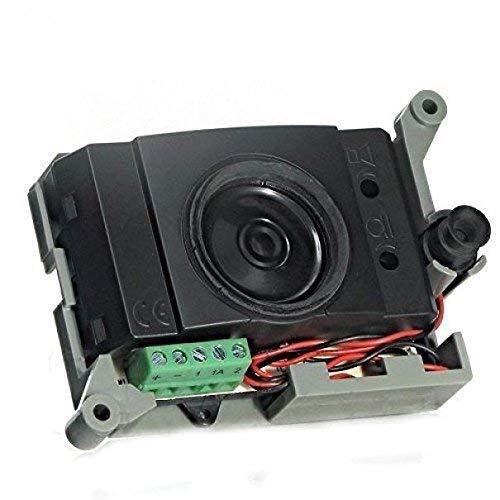 Urmet 1128/500 - Posto Esterno citofono audio 4+n con microfono a elettrete