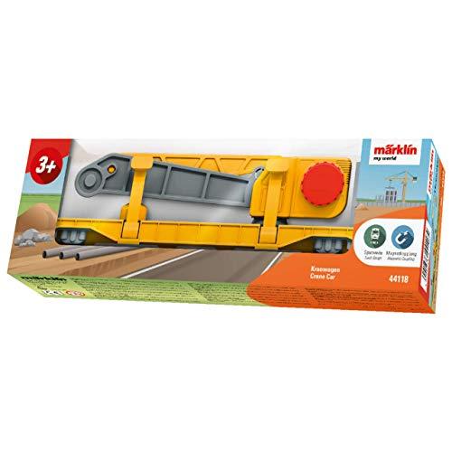 Märklin- My World Kranwagen Ergänzungspackung Modelo ferroviario. (44118)