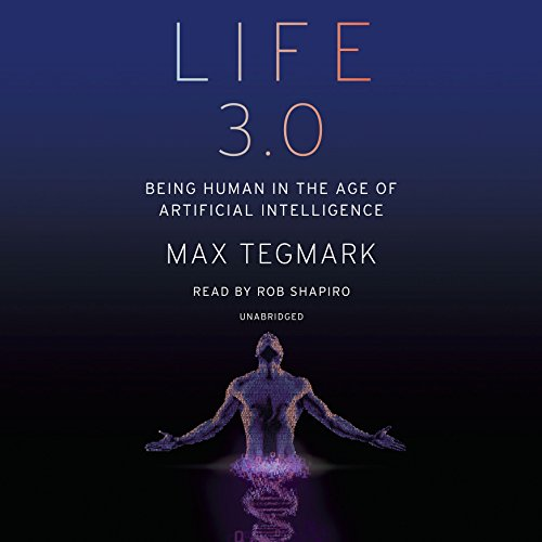 Life 3.0 audiobook cover art