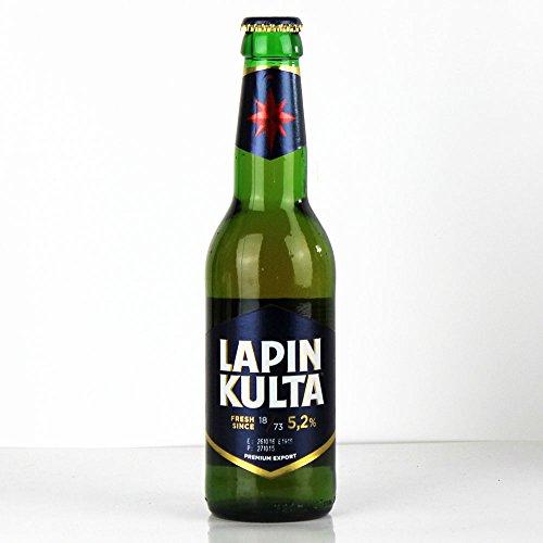 Lapin Kulta Finnland Bier 12 x 0,33 Liter