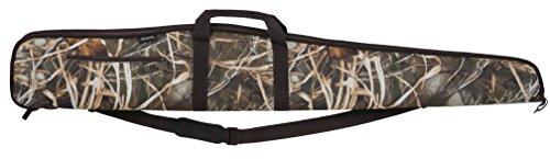 Bulldog Cases Extreme- Shotgun Max V HD camo with Brown Trim- 52'