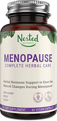 MENOPAUSAL HORMONE BALANCE | Our naturally sourced herbal formula with Dong Quai, Chamomile, Black Cohosh and Milk Thistle work in harmony to support a healthy hormone balance. The liver is critical for hormone balance and elimination and Milk Thistl...