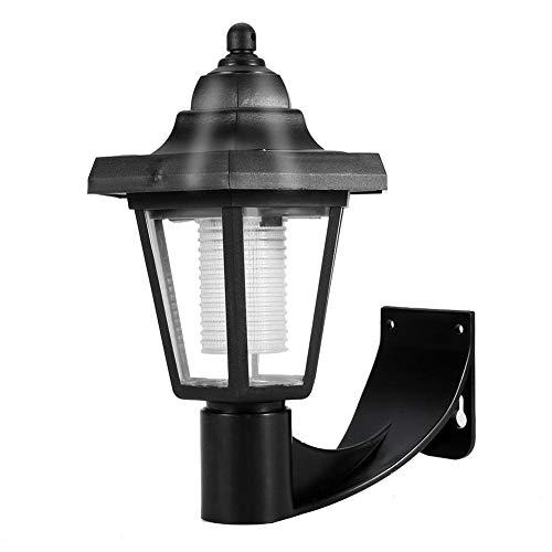 Wandlamp, LED-wandlamp op zonne-energie Geschikt voor tuin, muur, balkon, poort, villa
