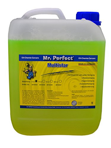 Mr.Perfect Multi Star Motor & Anlagenreiniger 5 Liter