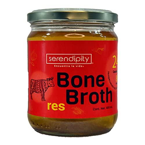 Caldo de huesos (BONE BROTH) RES 3 pack