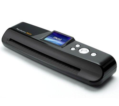 Mustek PageExpress A620 A4 300 DPI x 300 DPI bis zu 6 ppm (Mono) / bis zu 4 ppm (Farbe) Hi-Speed USB