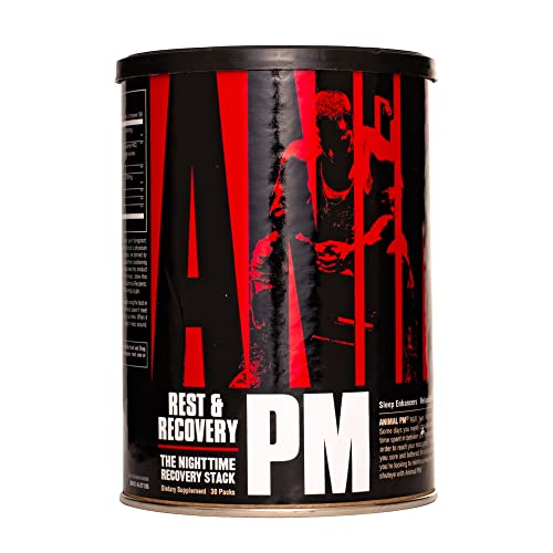 Animal PM - Zinc, Magnesium, Vitamin B6 - GBA +...