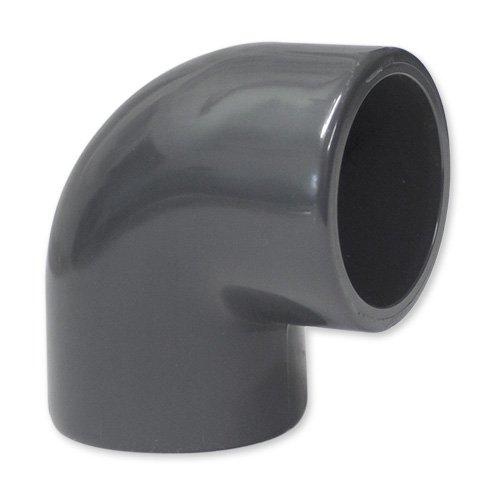 Angle PVC 90 ° Manchon adhésives/Manchon d 16 adhésives