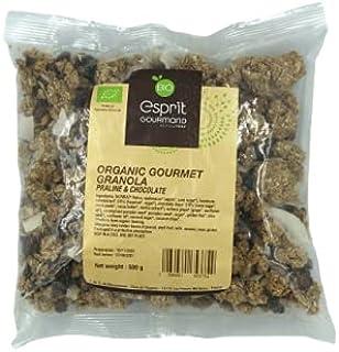 Granola Pralines & Chocolate 500 GR   Luxury & Gourmet Foods