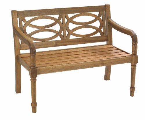 Hartman 65422000 Cleobury 2 Seater Bench