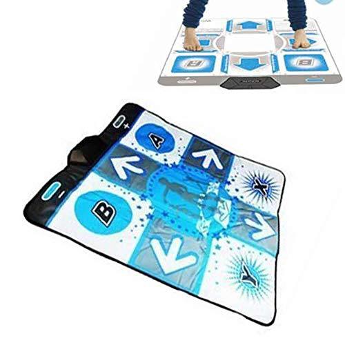 XJL Tanzdecke Tanz-Matten Anti-Rutsch-Tanz-Auflage-Tanz-Matten-Tanz-Matten-Tänzer-Decke for Bodybuilding Fitness Yoga-Matten for Wii PC