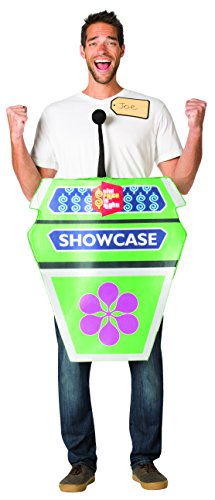 Rasta Imposta - Officially Licensed - The Price is Right - Showcase Showdown Costume