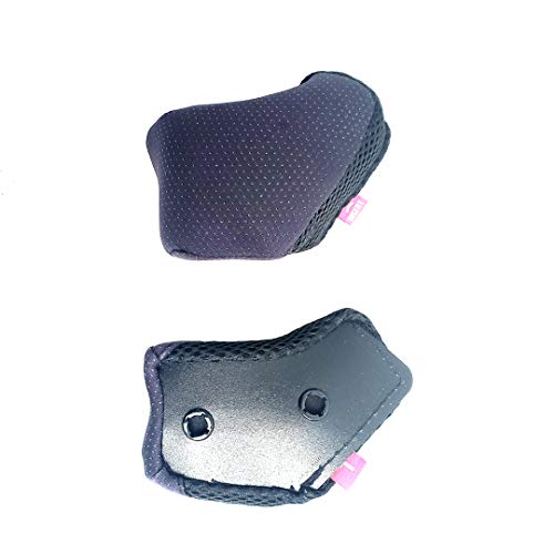 Bell Super 2R Cheek Pads Black