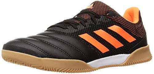 adidas Copa 20.3 IN Sala, Zapatillas de fútbol Hombre, Core Black Signal Orange FTWR White, 39 1/3 EU